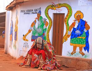 popular shrines in benin. www.eremmel.com