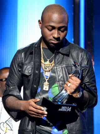 Has davido won Grammy? www.eremmel.com