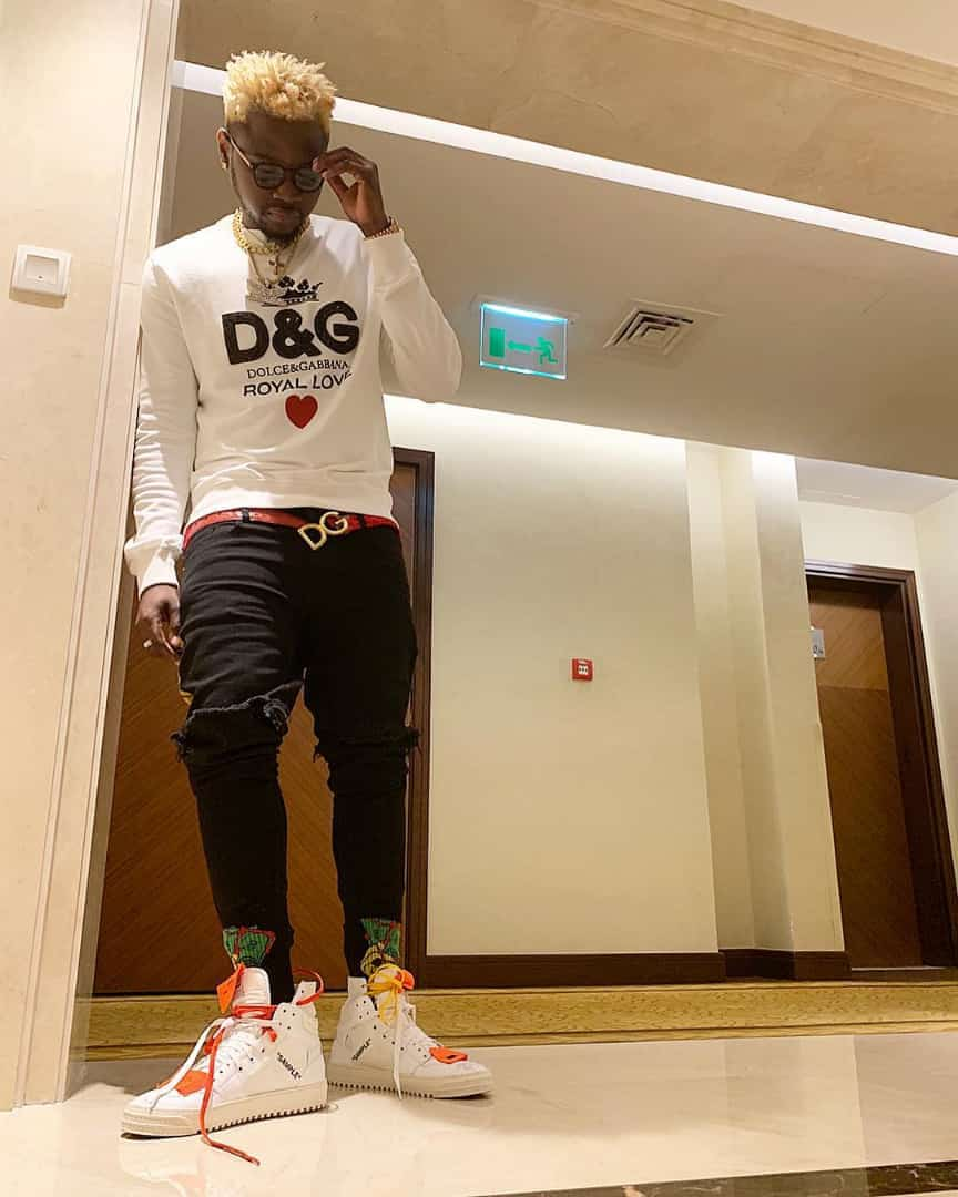 Kizz Daniel whatsapp number, real phone number, contact email address etc