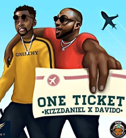 Mp3 download Kizz Daniel One Ticket ft Davido song lyrics music track audio