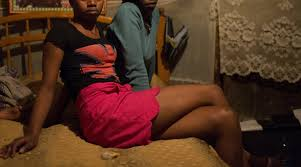 Teen girls Bolgatanga