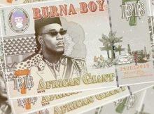 Download Burna Boy Gbona mp3. www.eremmel.com