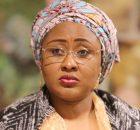 Aisha Buhari phone number. www.eremmel.com