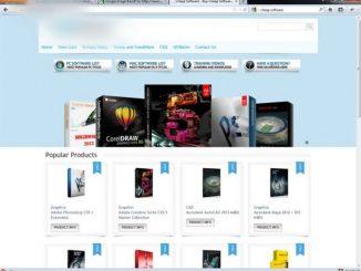 Create Fake Online Shopping website. www.eremmel.com
